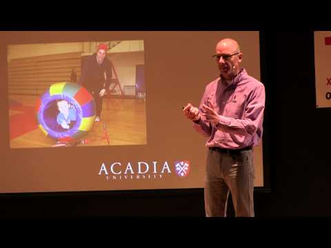 Inspired Learning By Doing: Dr. Darren Kruisselbrink At TEDxBishopsU