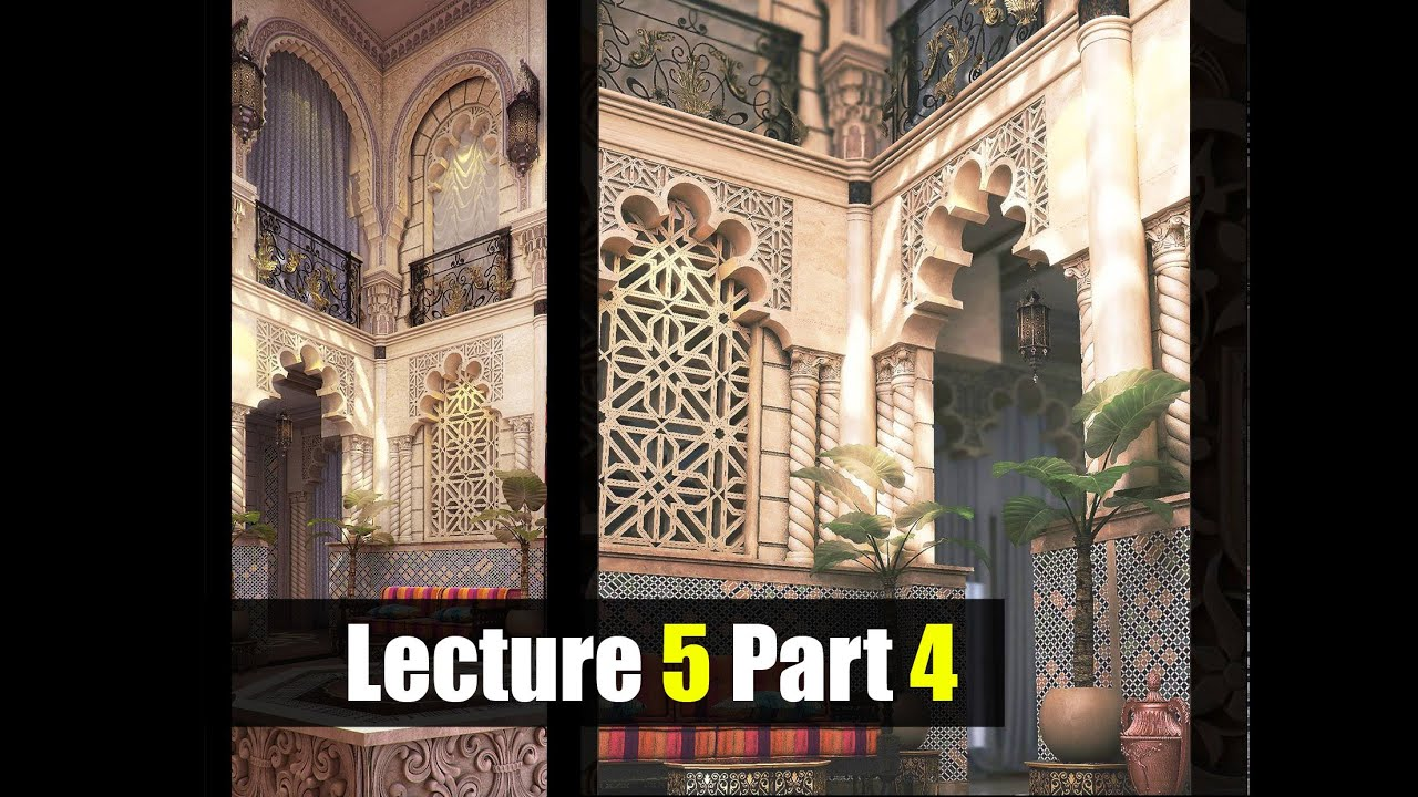 3d max comprehensive interior design course lecture5 part4 for 3d max interior design course