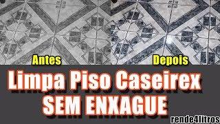 LIMPA PISO E REJUNTE CASEIRO – RENDE 4 LITROS