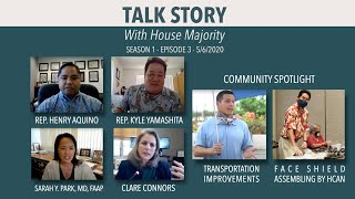 TALK STORY WITH HOUSE MAJORITY - 5/6/20