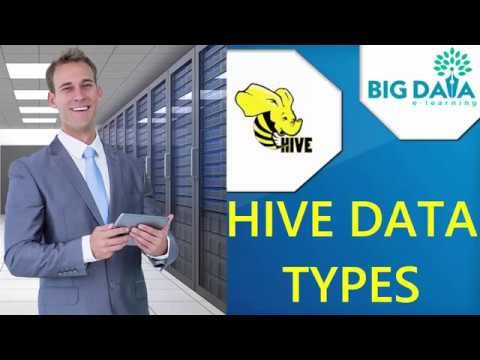 HIVE data types: Hive data model