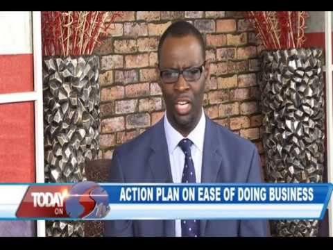 Action Plan On Ease Of Doing Business (Part 1)