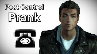 Butch DeLoria Calls Pest Control - Fallout 3 Prank Call