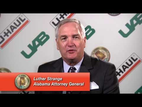 Distracted Driving: Alabama Attorney General Luther Strange