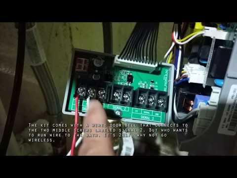 Navien NPE Wireless Remote Control