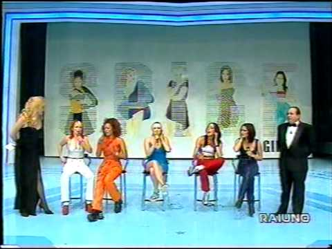 Spice Girls   Fantastico Part 3 15 11 1997