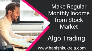 Learn Advanced Technical Analysis with Algo Trading