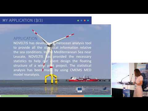Meteocean analysis for offshore structure design