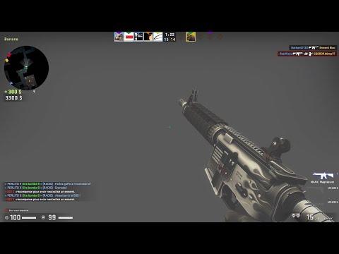 CS:GO Master Play #Vixou ( Zywoo , S1mple , KennyS )