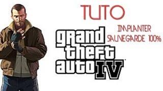 GTA 4 - Tuto : Implanter Sauvegarde 100% [PC]