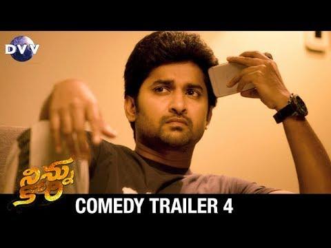 Ninnu Kori Telugu Movie Comedy Trailer #4   Nani   Nivetha Thomas   Aadhi   DVV Entertainments