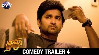 Ninnu Kori Telugu Movie Comedy Trailer #4 | Nani | Nivetha Thomas | Aadhi | DVV Entertainments