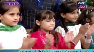 Salam Zindagi Guest: Sanam Saeed & Hareem Farooq 9th November 2016