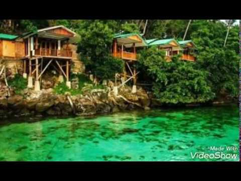 Places of tourist attractions in Aceh Indonesia part 1: iboih beaches