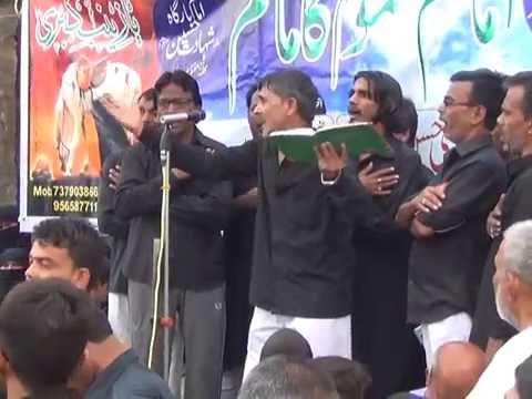 Akbar Ka Tha Yeh Nauha Sugra Moaf Karna | Husainia Jafrabad Jalalpur 2016