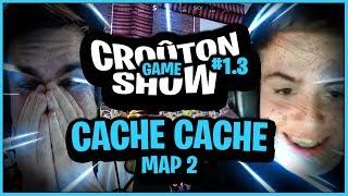 Lebouseuh me troll... ENCORE !! Map cache-cache : Le village de Zelda - Croûton Game Show #1.3