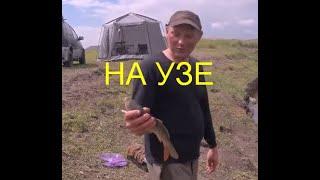 Рыбалка на реке Уза И её речные монстры