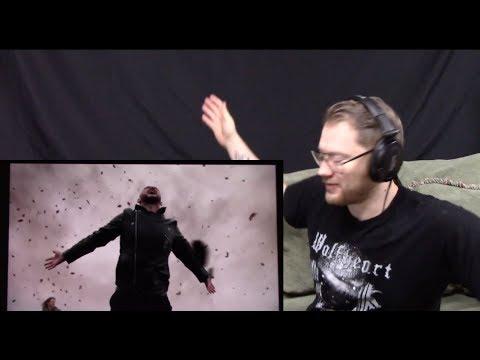 Luke Taylor Reacts! Karna - Вітролом