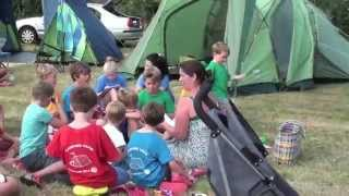 Charmouth camping 2014