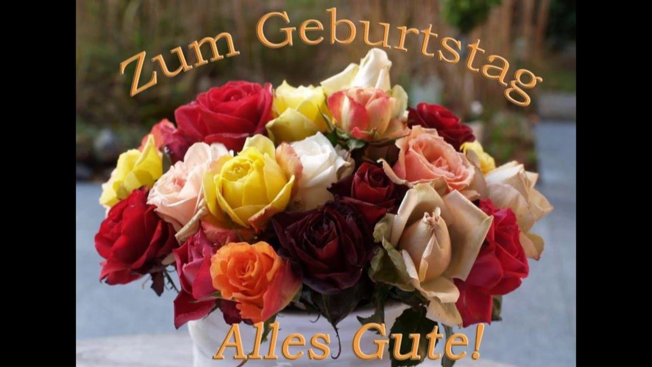 Zum Geburtstag Alles Liebe Alles Gute