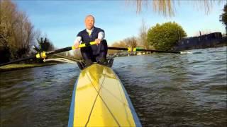 Paul Holland and William Connolley: MasC 2-; Cambridge Winter Head to Head; Leg 1