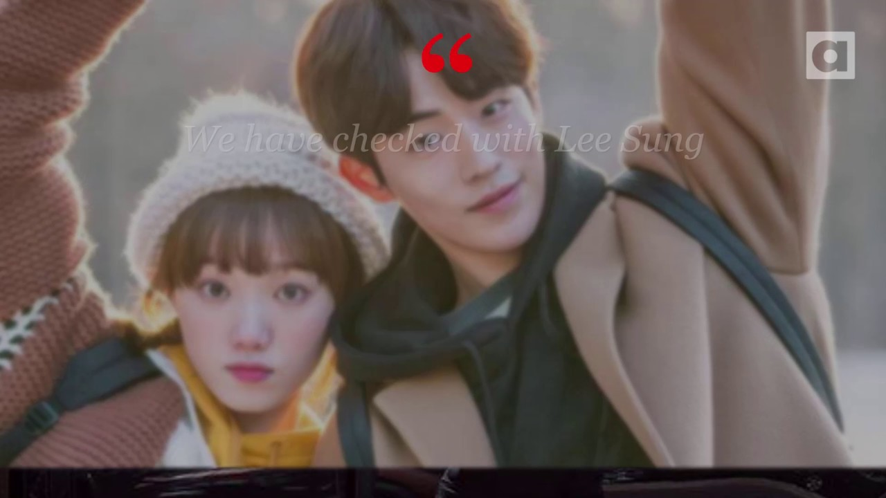 Yg confirm nam joo hyuk dating