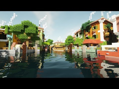 Minecraft 2019 - RAY TRACING - Ultra Graphics 4K