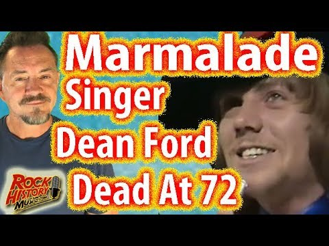 Marmalade & Alan Parsons Project Singer Dean Ford Dead at 72