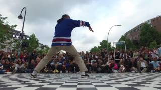 The Smash Up 2017 | Hip Hop Judge Demo by Gonzy
