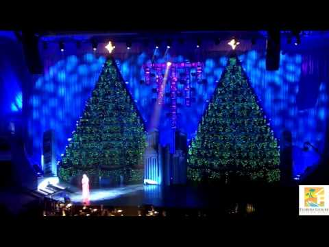 O Holy Night from Singing Christmas Trees - Orlando - O Holy Night From Singing Christmas Trees - Orlando - YouTube