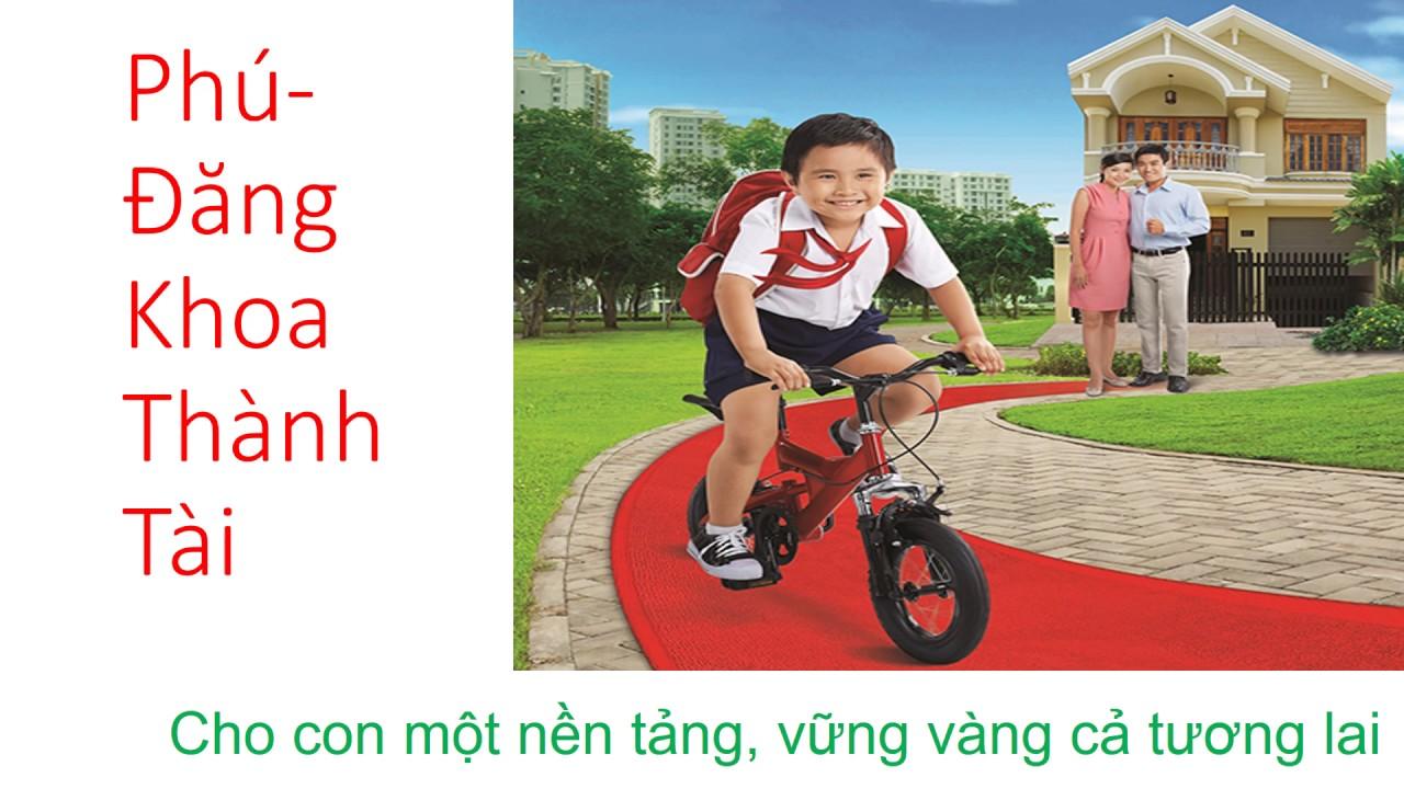 Phú Đăng Khoa Thành Tài - Prudential