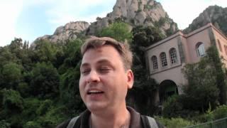 Монастырь Монсеррат(http://latansky.com Монастырь Монсеррат — это духовный символ, центр паломничества католиков со всего мира, который..., 2011-06-20T02:02:13.000Z)