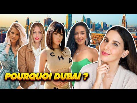 Pourquoi les influenceurs s'installent-ils tous à Dubai ?