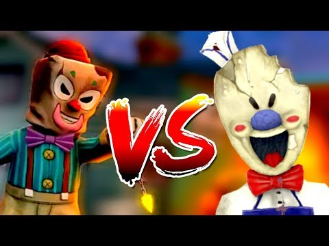 ROD'S Brother [ICE SCREAM] Freaky Clown Town Mystery [FULL GAMEPLAY] Walkthrough Android IOS Granny