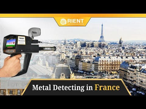 Metal Detecting in France | Metal Detectors at Best Prices