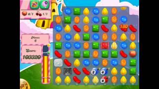 Candy Crush Saga: Level 278 (No Boosters 3★) iPad 4