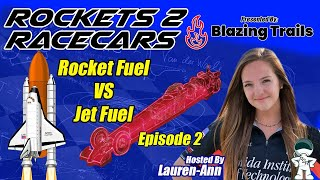 Episode 2: Rocket Fuel vs Jet Fuel