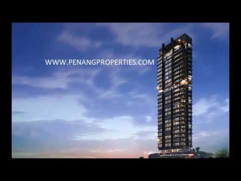 The Penthouse - New property in Penang Malaysia