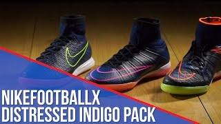 Review NikefootballX Indigo Pack: MagistaX, HypervenomX and MercurialX