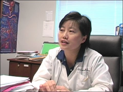 Dr. Hyunsuk Shim discusses the effect of CXCR4 and SDF-1
