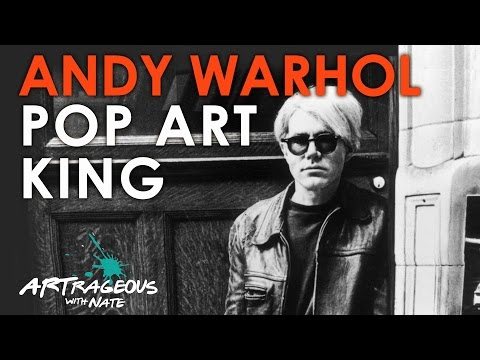 Andy Warhol: Pop Art King