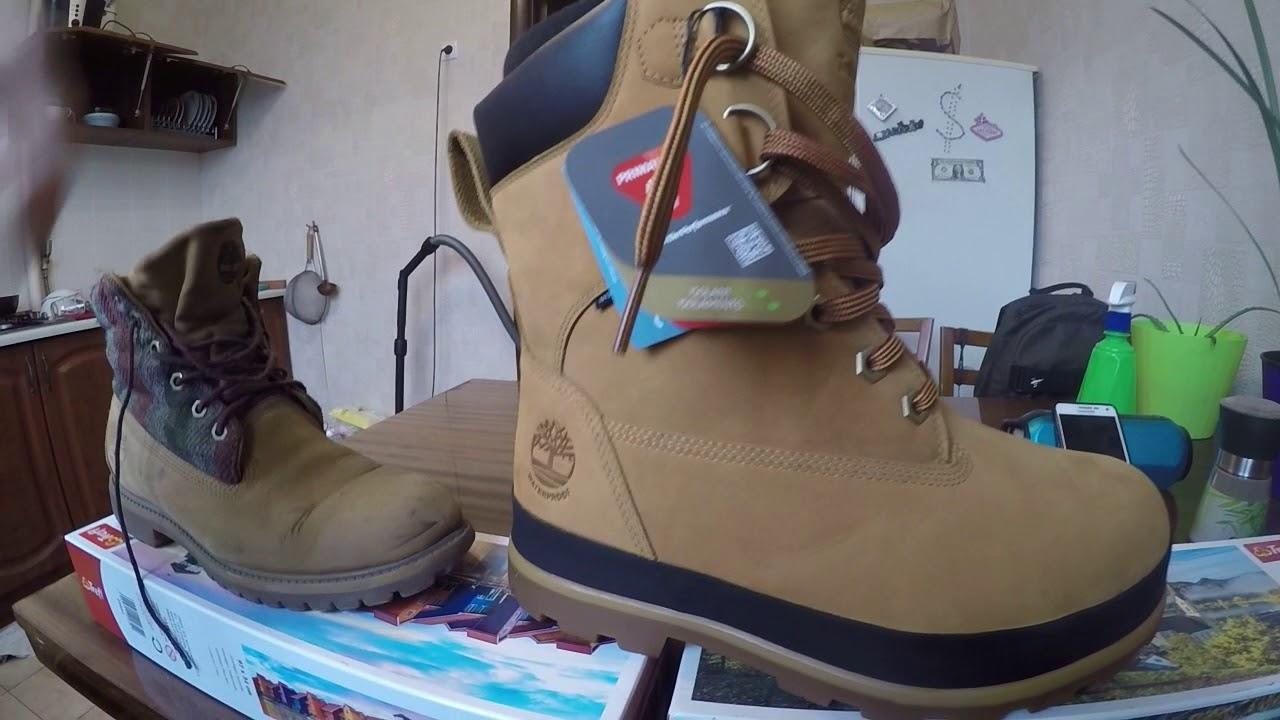 fed45be6c01 Обзор на ботинки Timberland Snow Drifter