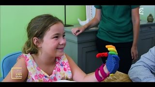 Des prothèses en impression 3D pour les enfants - Mille et une vies rêvées
