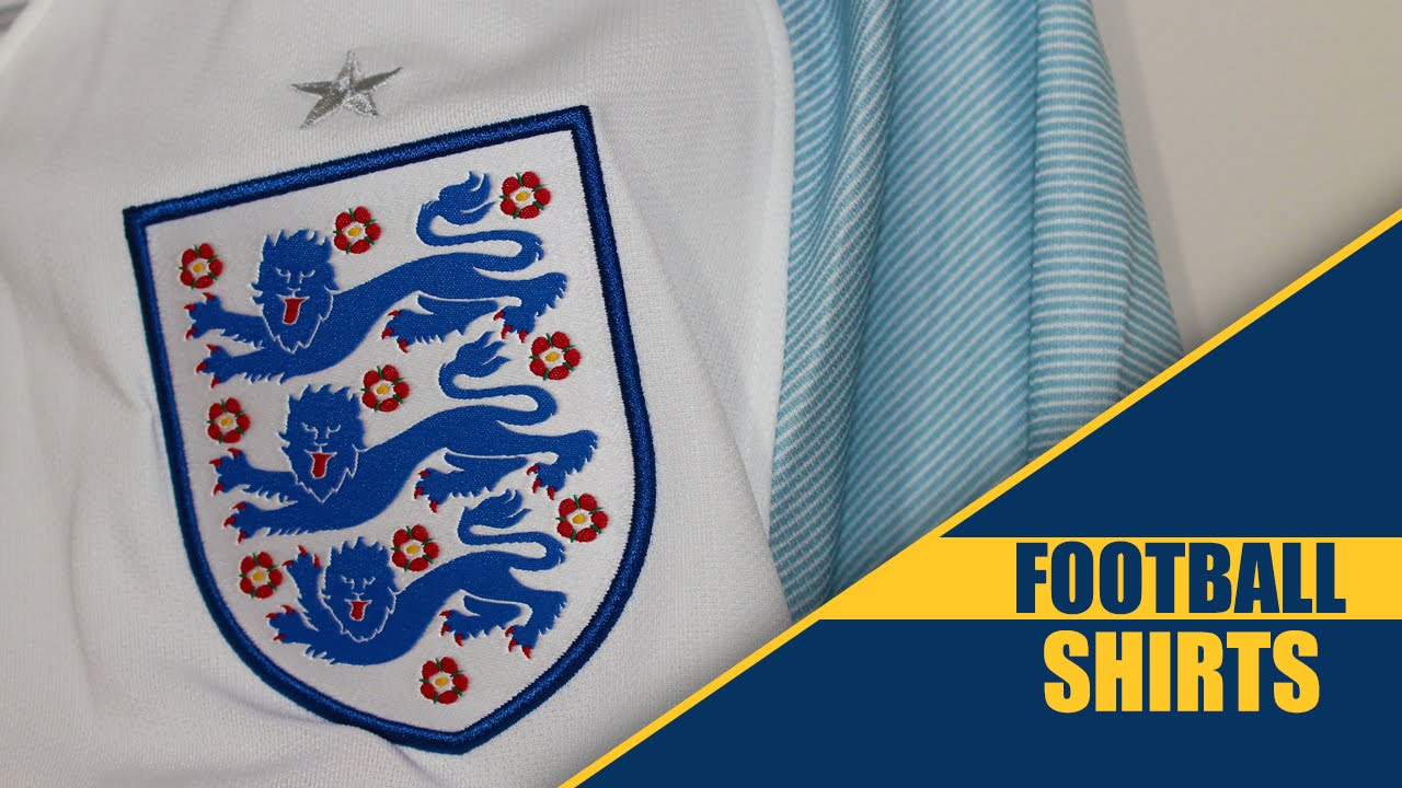 a9f1d58f643 England 2016 Euro Home Shirt Review | Nike Stadium/Fans Kits - YouTube