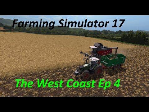 Farming Simulator 17 Timelpase The West Coast Ep 4