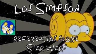 Los Simpson: Referencias sobre Star Wars