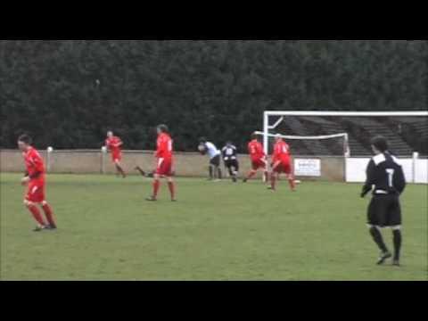 Lee Garrity,  Colney Heath and Hertfordshire University clips