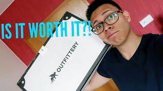 Outfittery   Unboxing & Review   (English)