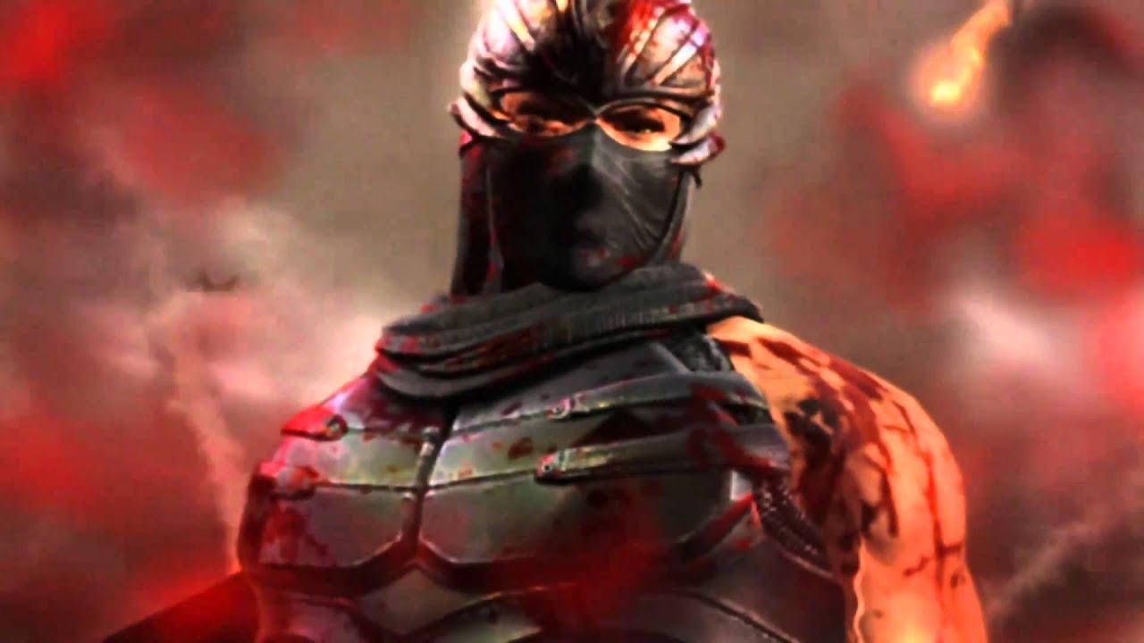 ninja gaiden 3 - debut teaser trailer (hd 1080p) - youtube