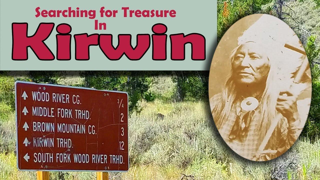 Forrest Fenn Treasure Searching Kirwin Wyoming